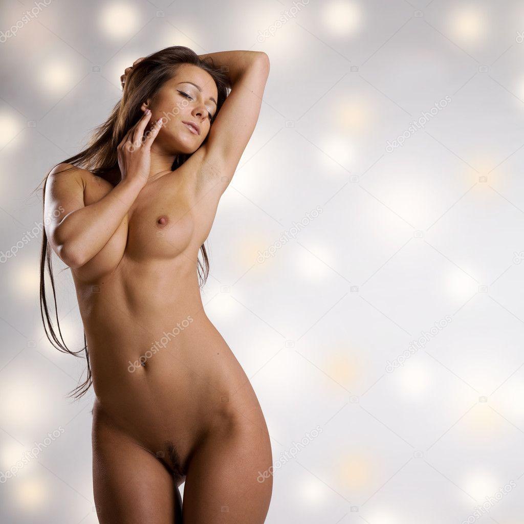 Riktiga människor naken